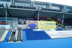 Шэньчжэнь, Китай: автоматические продажи выставки стоковое фото