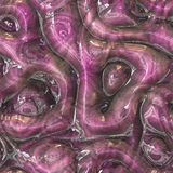Шлам и страшная органическая ткань Стоковое фото RF
