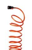 Шланг для подачи воздуха стоковое фото rf