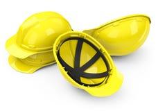 Шлемы безопасности Стоковая Фотография RF