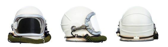 Шлемы космоса Стоковое Изображение RF
