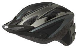 Шлем велосипеда или велосипеда, безопасность изолированное Equiment, Стоковая Фотография