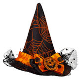Шлем ведьмы на Halloween Стоковая Фотография RF