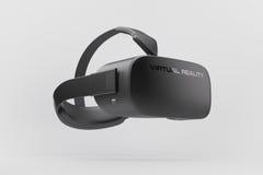 Шлем виртуальной реальности стоковое фото