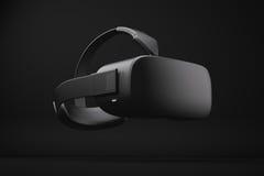 Шлем виртуальной реальности стоковая фотография