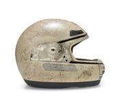 Шлем мотоцикла Стоковое фото RF