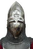 Шлем рыцаря Стоковое Изображение RF