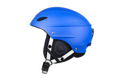 Шлем сноуборда и лыжи Стоковые Изображения RF