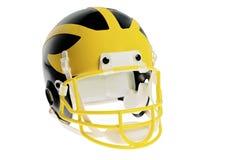 Шлем футбола Стоковое фото RF