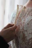 Шлихта невесты стоковое изображение rf