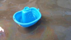 Шлюпка игрушки Стоковые Фотографии RF