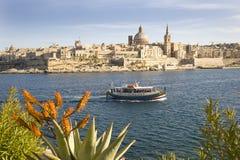 Валлетта, Мальта. Стоковое Фото