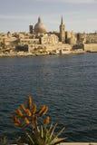 Валлетта, Мальта. Стоковые Фото