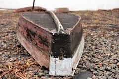 Шлюпка на реке Стоковые Фотографии RF