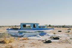 Шлюпка пустыни Стоковое фото RF