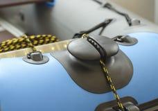 Шлюпка резинова Стоковая Фотография