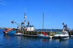 Шлюпка рыболова Стоковая Фотография RF