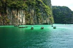 Остров Phi Phi Стоковая Фотография