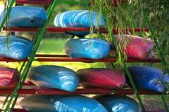 Шлюпки каяка Стоковая Фотография RF
