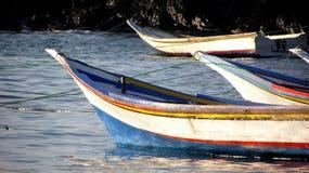 Шлюпки рыболова Стоковые Фото