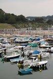 Шлюпки Lyme Regis Стоковое Фото