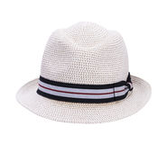Шляпа лета человека Стоковые Фото
