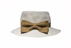 Шляпа женщин Стоковая Фотография