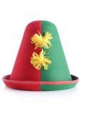 Шляпа клоуна Стоковое фото RF