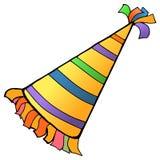 Шляпа дня рождения Стоковые Фото