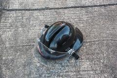 шляпа пожарного Стоковое Изображение