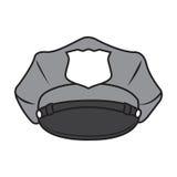 Шляпа полиции Стоковое Фото