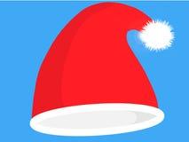 Шляпа рождества Стоковые Изображения