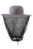 Шляпа с сетками от комаров Стоковое Изображение