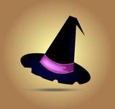 Шляпа хеллоуина вектора Стоковая Фотография RF
