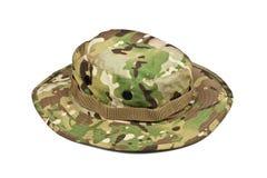Шляпа Boonie изолированная на белой предпосылке Стоковая Фотография RF