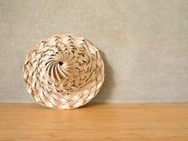 Шляпа Weave Стоковая Фотография
