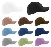 шляпы бейсбола иллюстрация вектора