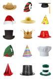 Шляпы Стоковые Изображения