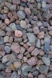 Щебень гранита Стоковая Фотография RF