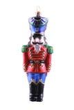 Щелкунчик рождества Стоковое фото RF