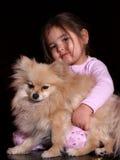 щенок влюбленности Стоковые Фото
