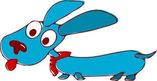 щенок Стоковое Изображение RF