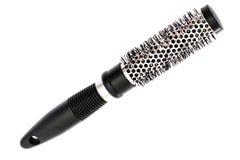 Щетка волос изолированная на белой предпосылке Стоковая Фотография RF