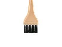 Щетка краски волос Стоковые Фотографии RF