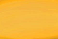 Щетка стиля акварели оранжевой нарисованная рукой Стоковые Изображения