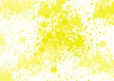 Щетка цвета графика цвета воды заплат штрихует заплаты Стоковое Изображение RF