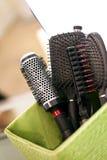Щетки волос Стоковая Фотография RF