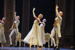 Щелкунчик балета партии- рождества семьи Shu tal BAM немца Стоковые Изображения