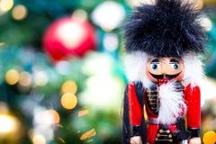 Щелкунчик рождества Стоковые Изображения RF