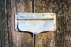 Щиток почтового ящика Стоковые Фотографии RF